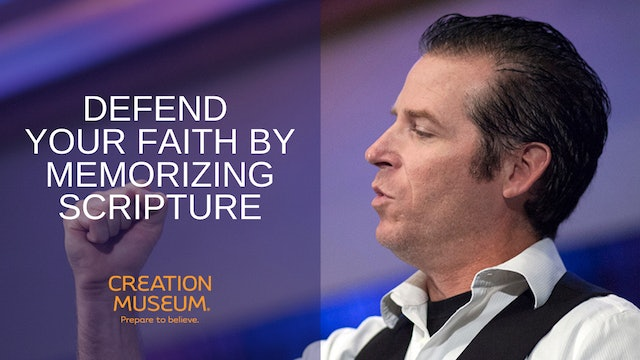 Learn to Defend Your Faith by Memorizing Scripture