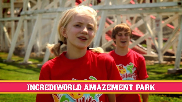 IncrediWorld Amazement Park