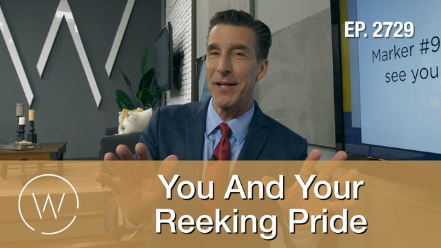 You And Your Reeking Pride