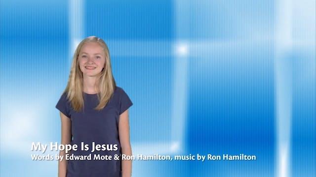 My Hope Is Jesus