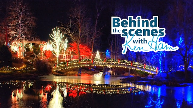 2020 Christmas at the Creation Museum