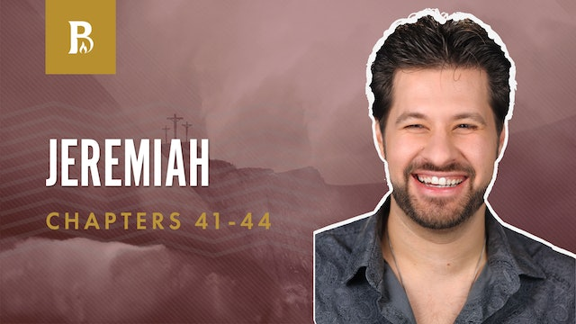 The Great Fall; Jeremiah 41-44