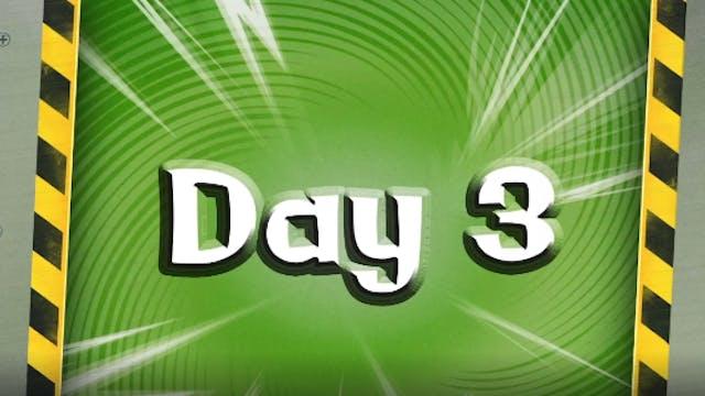 Day 3: Jesus Our Savior