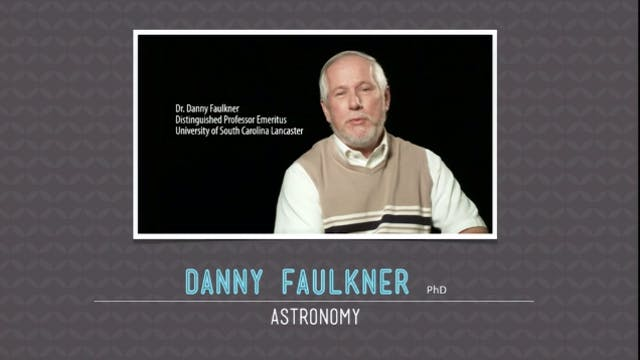 Dr. Danny Faulkner