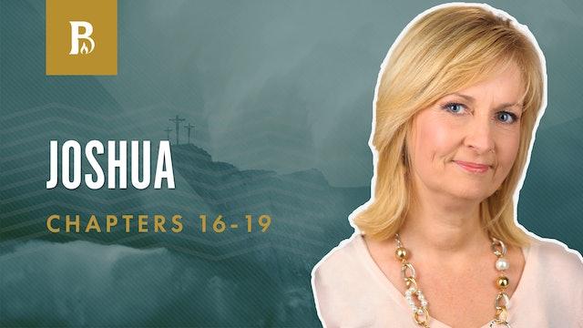 God's Limitations; Joshua 16-19