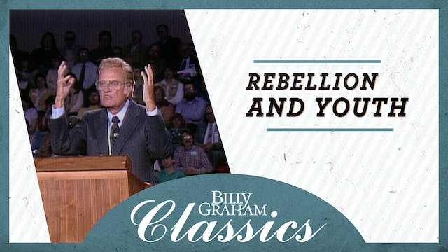 Billy Graham - 1984 - Anchorage AK: R...
