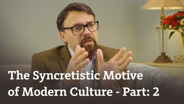 The Syncretistic Motive of Modern Cul...