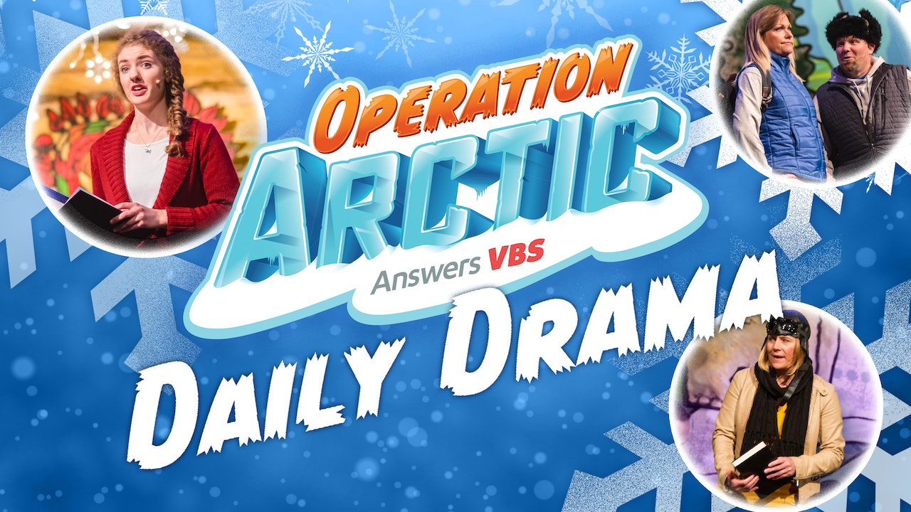 Operation Arctic Drama