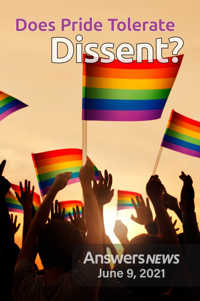 6/09 Does Pride Tolerate Dissent?