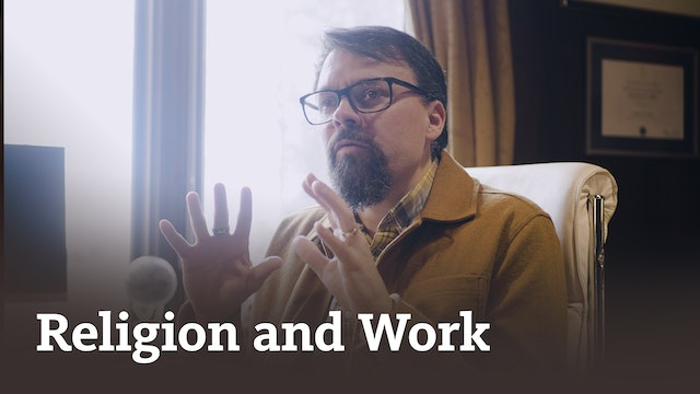 Religion and Work