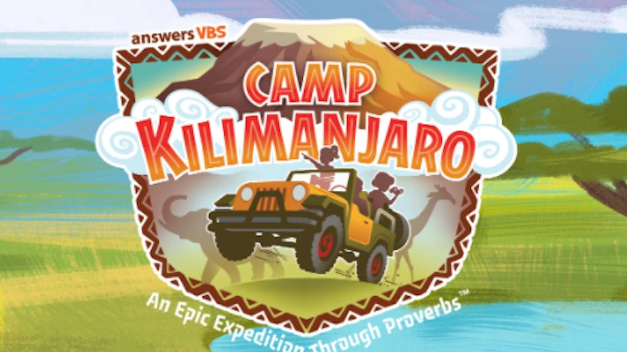 Camp Kilimanjaro Traditional Songs