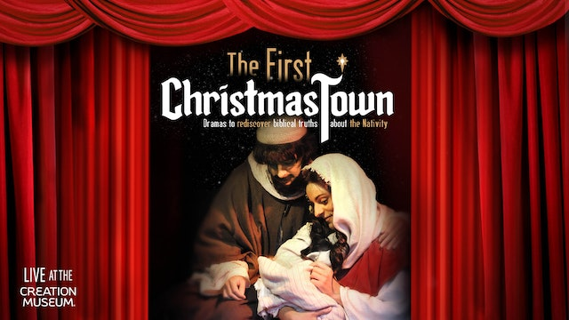 The First ChristmasTown