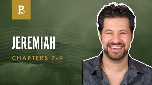 Set Your Heart; Jeremiah 7-9