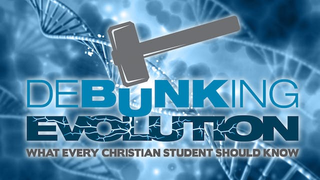 Trailer: Debunking Evolution