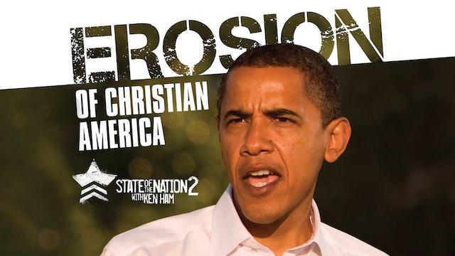 Erosion of Christian America
