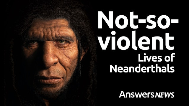 11/29 The Not-So-Violent Lives of Neanderthals