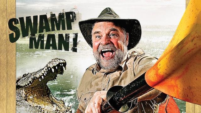 Swamp Man!
