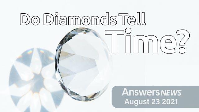 8/23 Do Diamonds Tell Time?