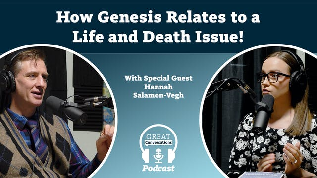 How Genesis relates to a life and dea...