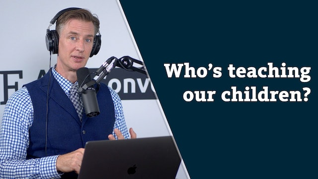 Who's teaching our children?