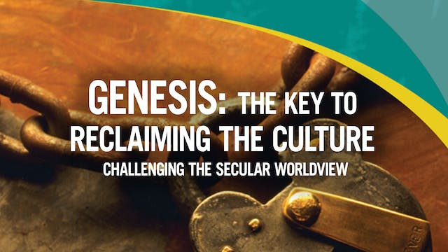 Genesis: The Key to Reclaiming the Cu...