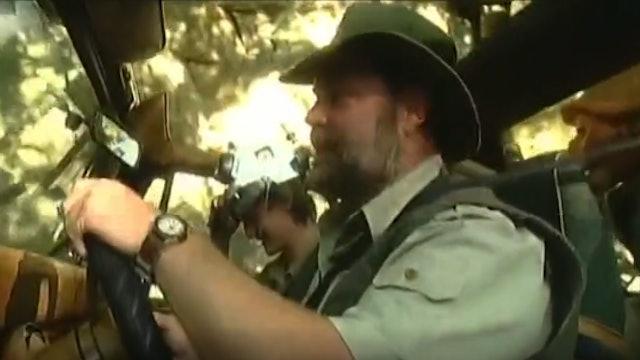 A Jurassic Ark Mystery, Part 1