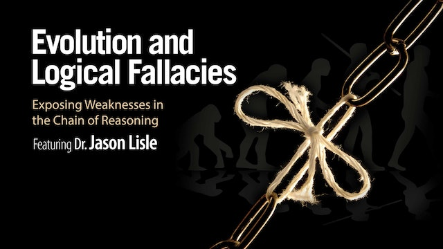 Evolution and Logical Fallacies