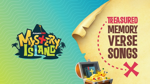 Mystery Island Contemporary Memory Verse Songs