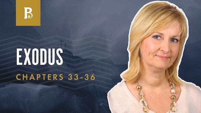 Instructions & Intentions; Exodus 33-36