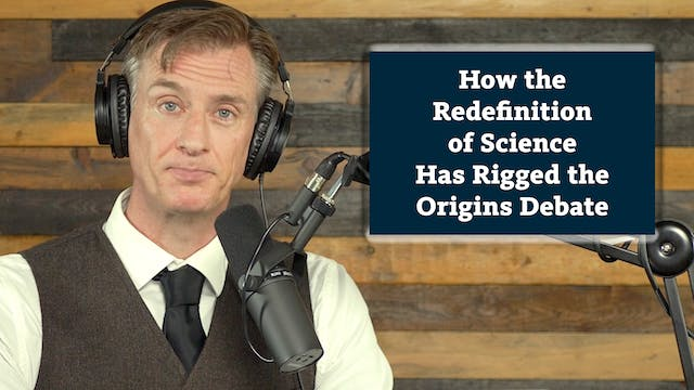 How the Redefinition of Science Has R...