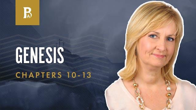 Avoiding Strife; Genesis 10-13