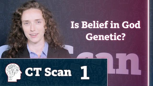 Is Belief in God Genetic?