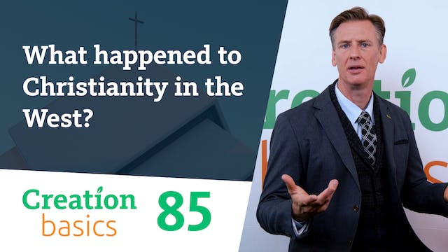 What happened to Christianity in the ...