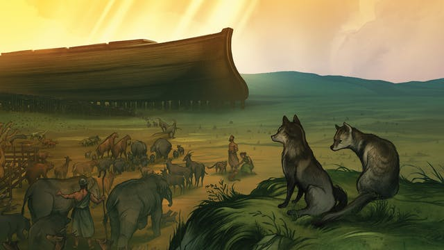 How Did All the Animals Fit on the Ark?