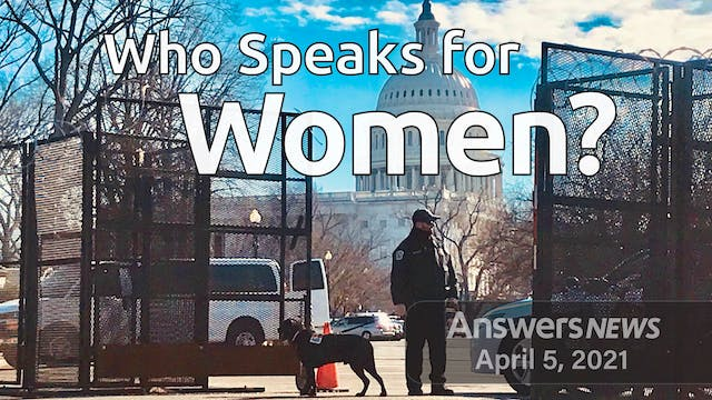 4/05 Who Speaks for Women?