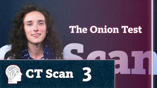 The Onion Test