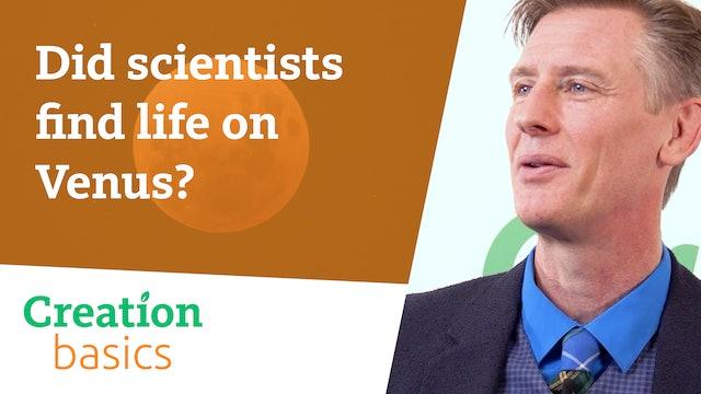 Did scientists find life on Venus?