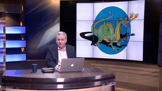 تاريخ الديناصورات في الحضارات المختلفة