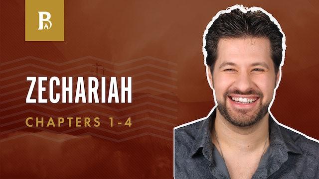 The Future of Israel; Zechariah 1-4