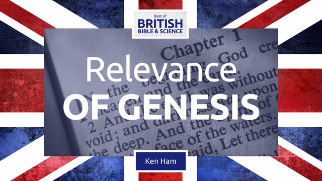 Relevance of Genesis
