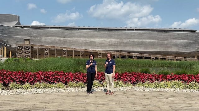 Homeschooling at the Ark Encounter