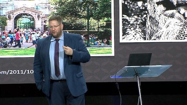 El Origen de las Razas: Confusión a Cristo, Cruz y Consumación