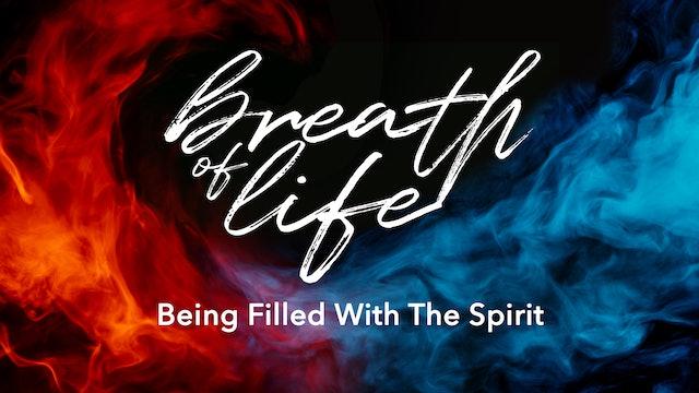 Being Filled With The Spirit - Jon Daulton
