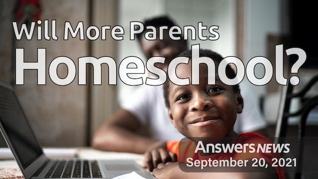 9/20 Will More Parents Homeschool?