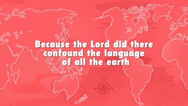 Genesis 11:9
