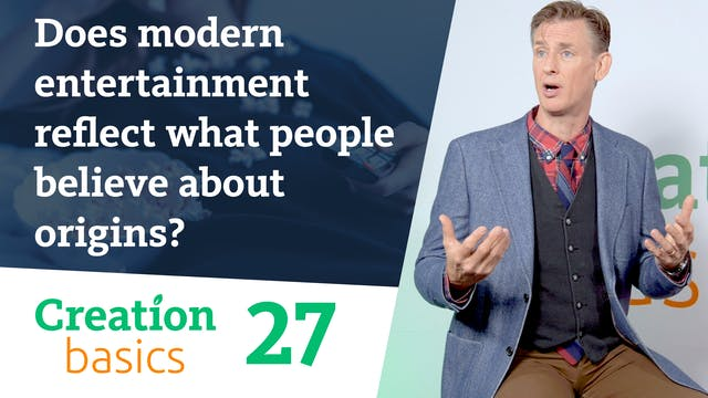 Does modern entertainment reflect wha...