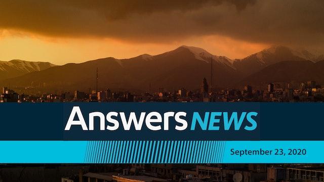 9/23 Good News in Iran