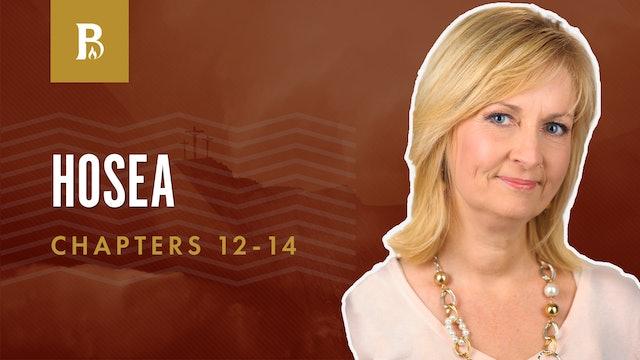 Idols Prevail; Hosea 12-14