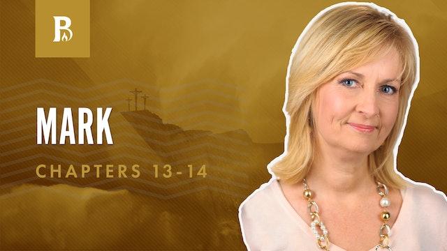 Keep Watch!; Mark 13-14