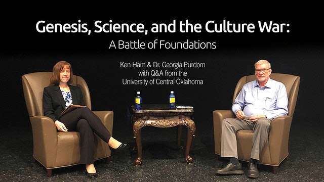 Genesis, Science, and the Culture War